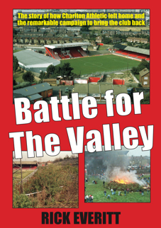 Battle for The Valley cover